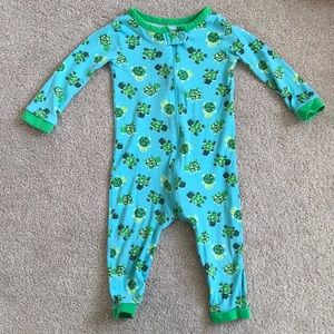Place Turtle Jumpsuit (size 9-12m)